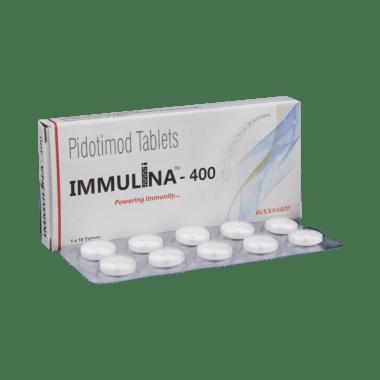 Immulina 400 Tablet