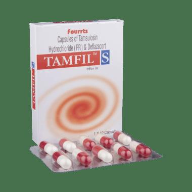 Tamfil S Capsule PR