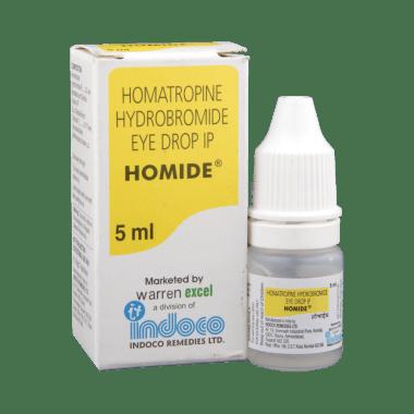 Homide Eye Drop
