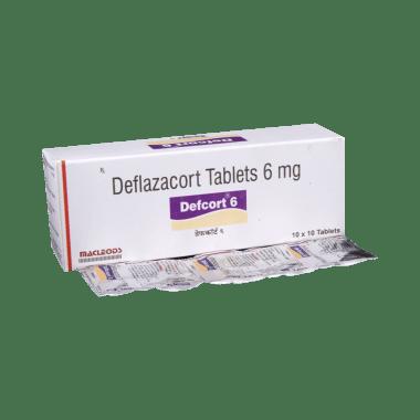 Defcort 6 Tablet