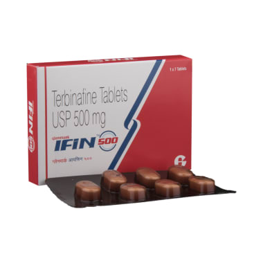 Ifin 500 Tablet