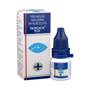 Tropicacyl Plus Eye Drops