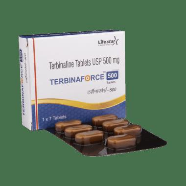 Terbinaforce 500 Tablet