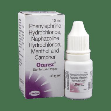 Ocurest Sterile Eye Drop