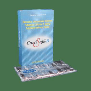 Cartisafe D Tablet