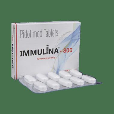 Immulina 800 Tablet