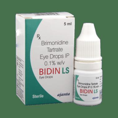 Bidin LS Eye Drop