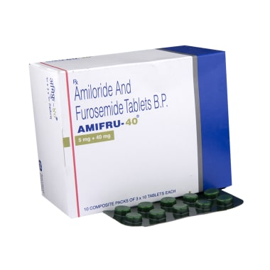Amifru 40 Tablet