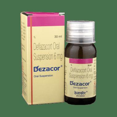 Dezacor Oral Suspension