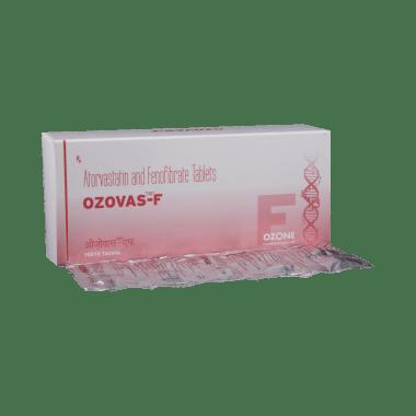 Ozovas-F  Tablet