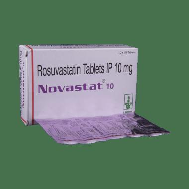 Novastat 10 Tablet