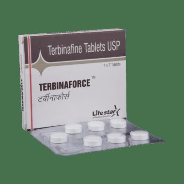 Terbinaforce Tablet