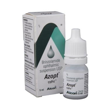 Azopt Opthalmic Suspension