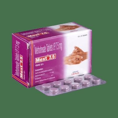 Mext 7.5 Tablet