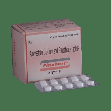 Finehart Tablet