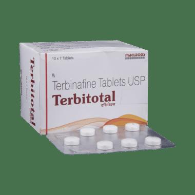 Terbitotal Tablet