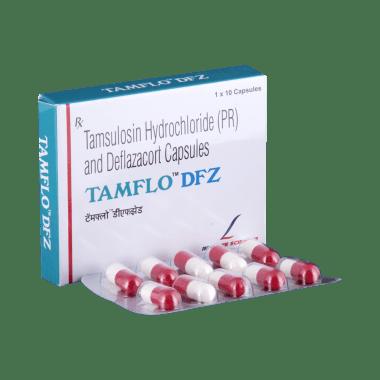Tamflo DFZ Capsule PR