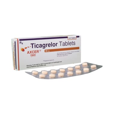Axcer  90mg Tablet