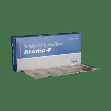 Atorlip-F Tablet