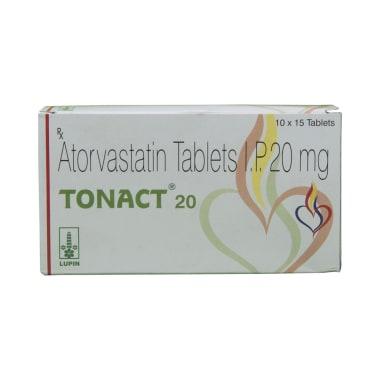 Tonact 20 Tablet