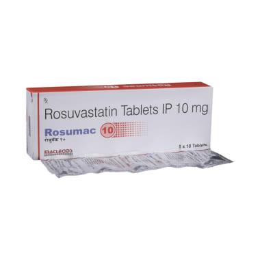 Rosumac 10 Tablet