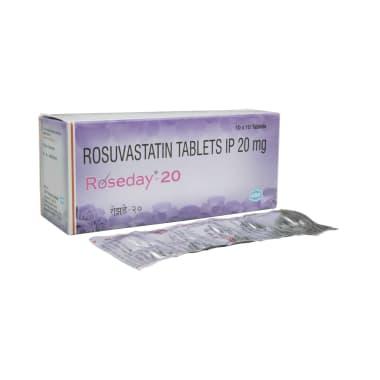 Roseday 20 Tablet