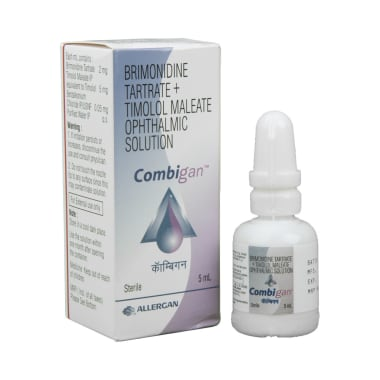 Combigan Ophthalmic Solution