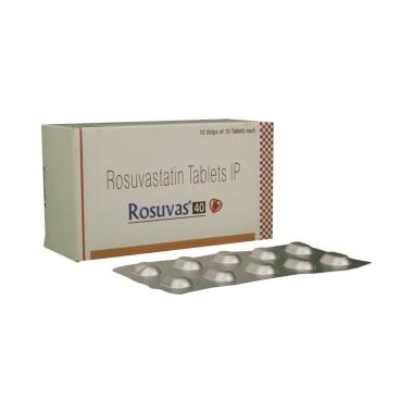 Rosuvas 40 Tablet