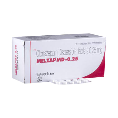 Melzap MD 0.25 Tablet