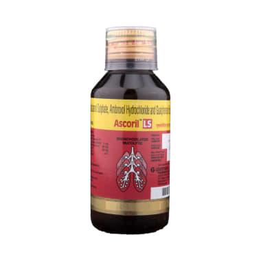 Ascoril LS Syrup