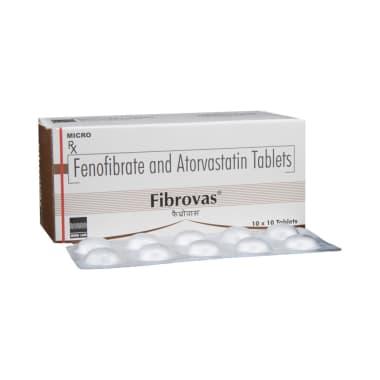 Fibrovas Tablet