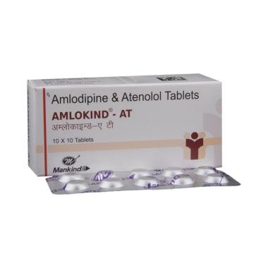Amlokind-AT Tablet