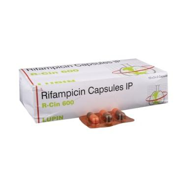 R-Cin 600 Capsule