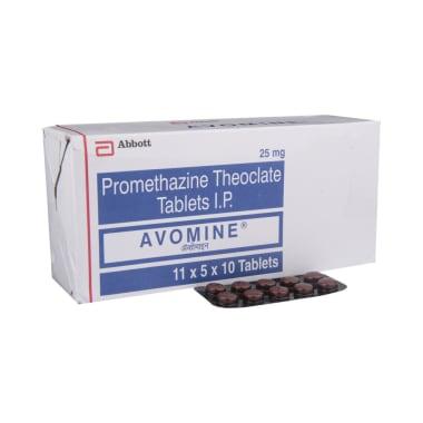 Avomine Tablet