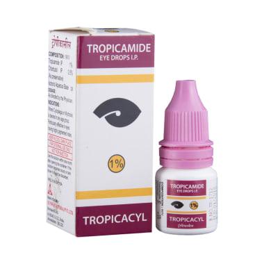 Tropicacyl Eye Drop