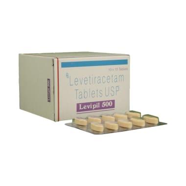 Levipil 500 Tablet