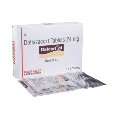 Defcort 24 Tablet