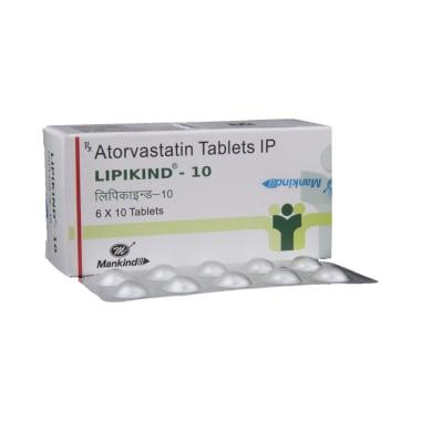 Lipikind 10 Tablet