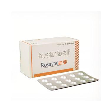 Rosuvas 10 Tablet