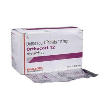 Orthocort 12 Tablet