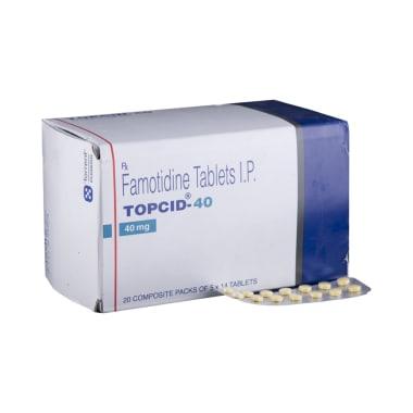 Topcid 40 Tablet
