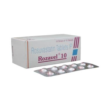 Rozavel 10 Tablet