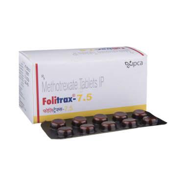 Folitrax 7.5 Tablet