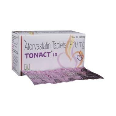 Tonact 10 Tablet