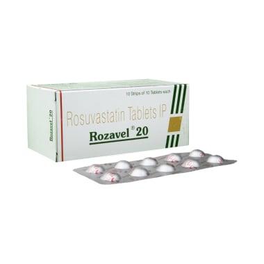 Rozavel 20 Tablet