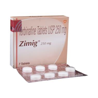 Zimig 250mg Tablet