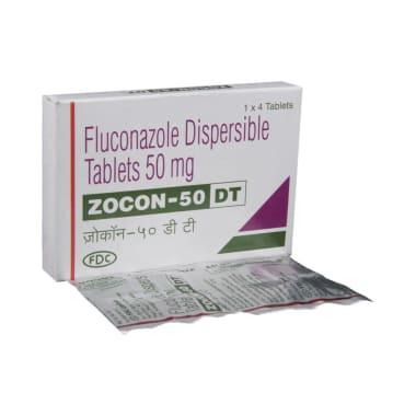Zocon 50 DT Tablet