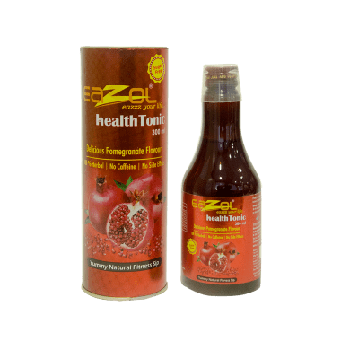 Eazol Health Tonic Pomegranate Sugar Free Buy Bottle Of 300 Ml