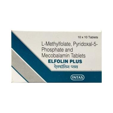 Elfolin Plus Tablet