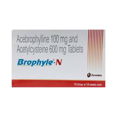 Brophyle-N Tablet
